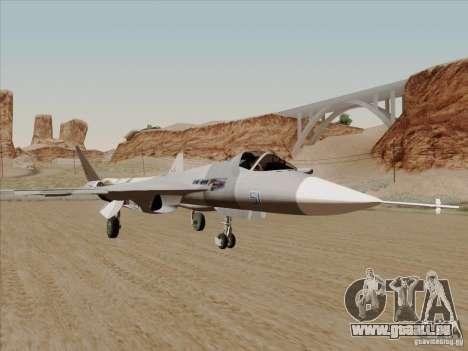 T-50 Pak Fa für GTA San Andreas