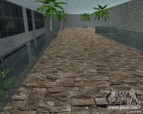 Autosalon im SF für GTA San Andreas her Screenshot