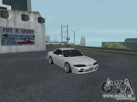 Nissan Skyline R32 Zenki für GTA San Andreas Innenansicht