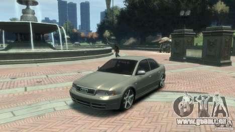 Audi S4 pour GTA 4