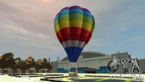 Balloon Tours option 7 pour GTA 4