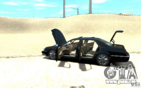 Cadillac DTS v 2.0 für GTA 4 rechte Ansicht