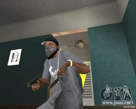 New Colt45 für GTA San Andreas zweiten Screenshot
