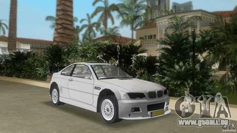 BMW M3 für GTA Vice City