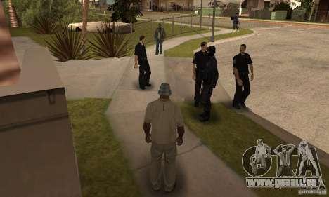 Cop Homies für GTA San Andreas zweiten Screenshot