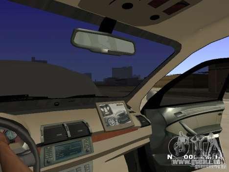 Toyota Avanza Street Edition für GTA San Andreas Seitenansicht