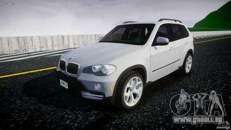 BMW X5 Experience Version 2009 Wheels 214 für GTA 4