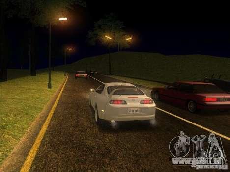 0,075 ENBSeries für schwache PC für GTA San Andreas dritten Screenshot