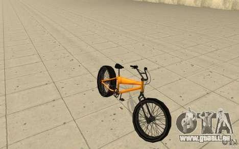 BMX Long Big Wheel Version pour GTA San Andreas