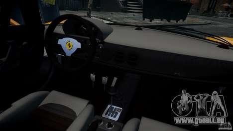 Ferrari F50 1995 pour GTA 4 est un côté
