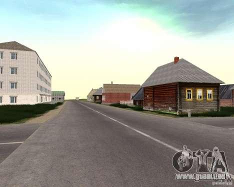 Ein Prostokvasino für die CD für GTA San Andreas fünften Screenshot