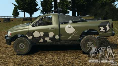 Dodge Power Wagon für GTA 4 linke Ansicht