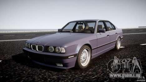 BMW 5 Series E34 540i 1994 v3.0 pour GTA 4