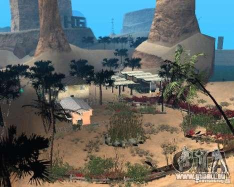 Modern Bone Country für GTA San Andreas neunten Screenshot