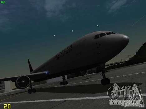 Boeing 767-400ER Delta Airlines pour GTA San Andreas
