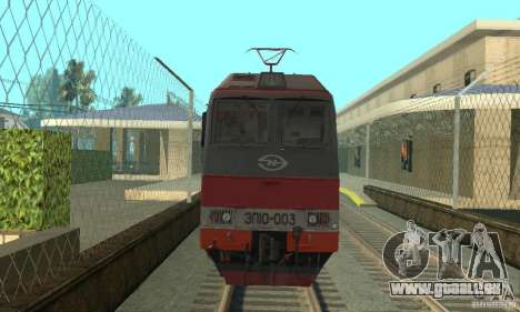 Ep10 pour GTA San Andreas laissé vue