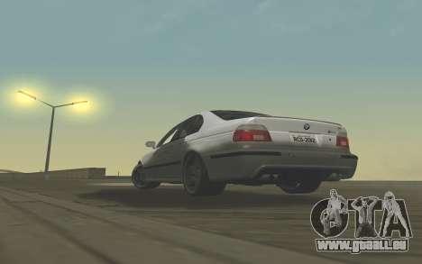 ENB v3.0 by Tinrion pour GTA San Andreas huitième écran