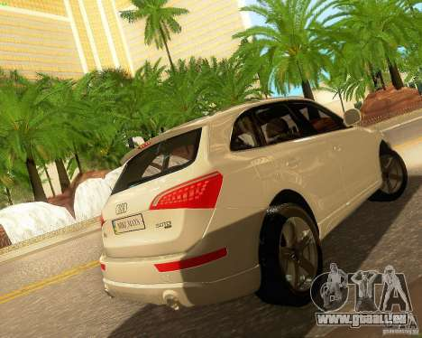Audi Q5 für GTA San Andreas