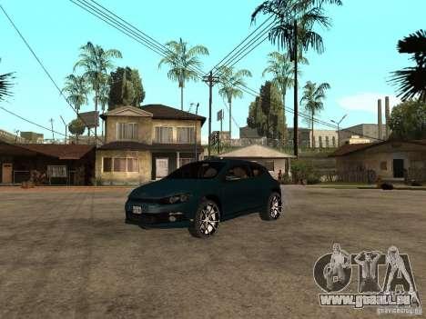 Volkswagen Scirocco 2010 pour GTA San Andreas