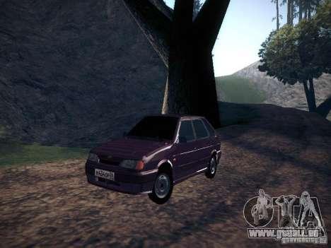 Ваз 2114 Pneumo für GTA San Andreas