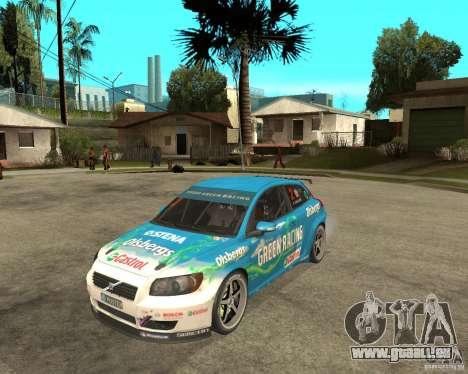 VOLVO C30 STCC pour GTA San Andreas