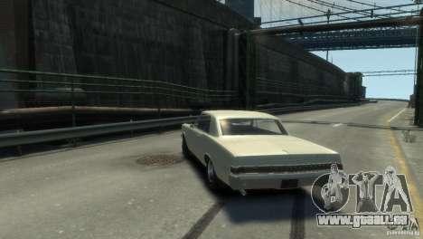 Pontiac GTO 1965 für GTA 4 rechte Ansicht