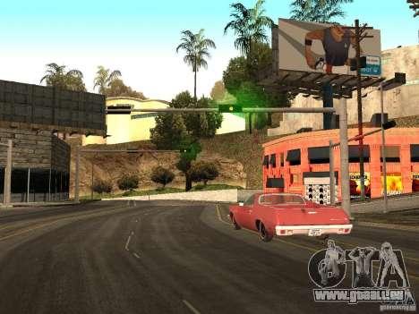 GTA SA 4ever Beta pour GTA San Andreas troisième écran