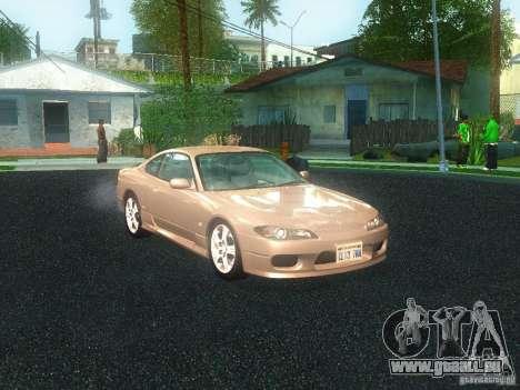 Nissan Silvia S15 Tunable pour GTA San Andreas