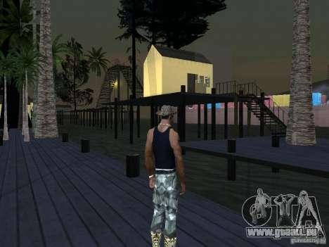 Happy Island Beta 2 pour GTA San Andreas cinquième écran
