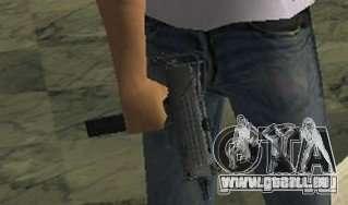 Max Payne 2 Weapons Pack v2 pour GTA Vice City cinquième écran