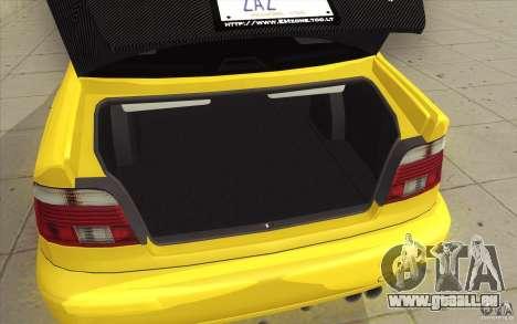BMW M5 E39 - FnF4 für GTA San Andreas Innen
