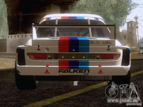 BMW CSL GR4 pour GTA San Andreas vue arrière