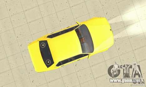 BMW 750I E32 für GTA San Andreas rechten Ansicht
