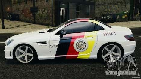 Mercedes-Benz SLK 2012 v1.0 [RIV] pour GTA 4 est une gauche
