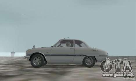 Isuzu Bellett GT-R pour GTA San Andreas vue de droite