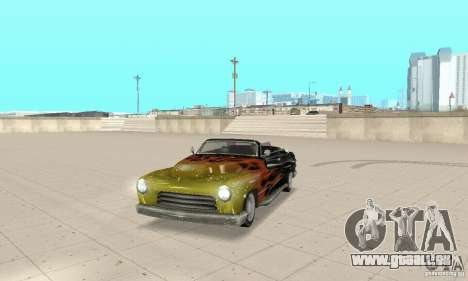 Flat Out Style für GTA San Andreas