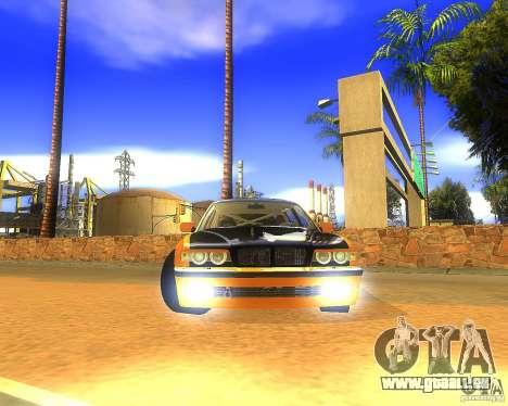 BMW 750iL e38 Drift Tune pour GTA San Andreas laissé vue