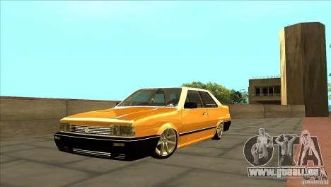 Volkswagen Santana GLS für GTA San Andreas