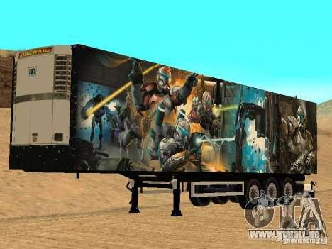 Star Wars Trailer für GTA San Andreas