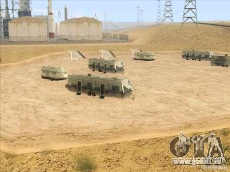 HQ Country Desert v1.3 pour GTA San Andreas cinquième écran