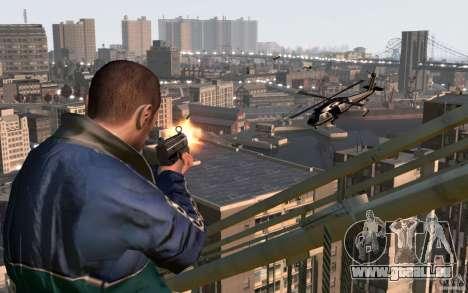 Augmenter FPS dans GTA IV pour GTA 4 secondes d'écran
