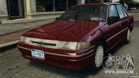 Mercury Tracer 1993 v1.1 für GTA 4