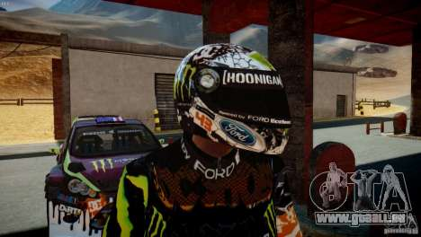 Ken Block Gymkhana 5 Clothes (Unofficial DC) für GTA 4 sechsten Screenshot