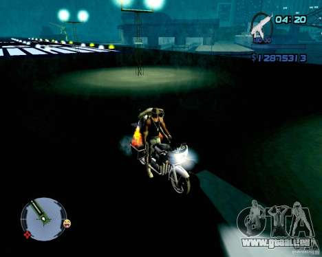 Not ENB für GTA San Andreas siebten Screenshot