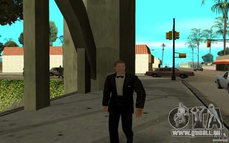Agent 007 pour GTA San Andreas