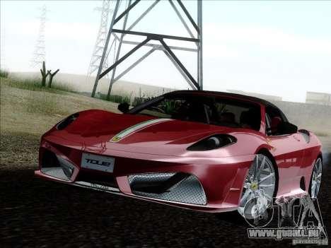 Ferrari F430 Scuderia Spider 16M pour GTA San Andreas