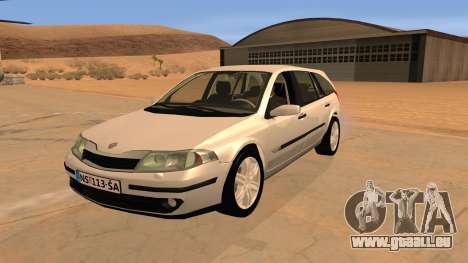 Renault Laguna II pour GTA San Andreas