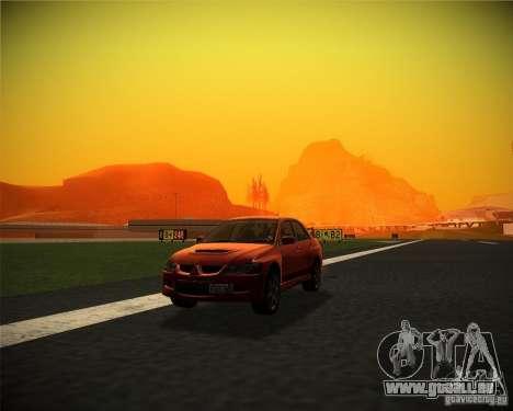 ENBSeries by Sashka911 v4 pour GTA San Andreas sixième écran
