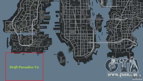 Drift Paradise V2 pour GTA 4 huitième écran