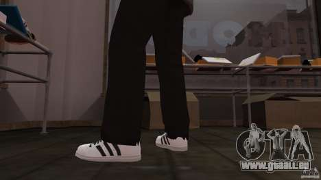 Adidas Superstar 80s pour GTA 4 troisième écran